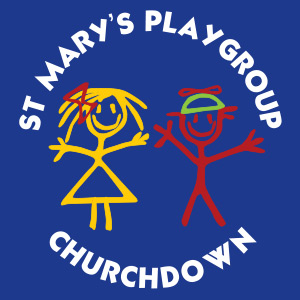 st marys playgroup logo